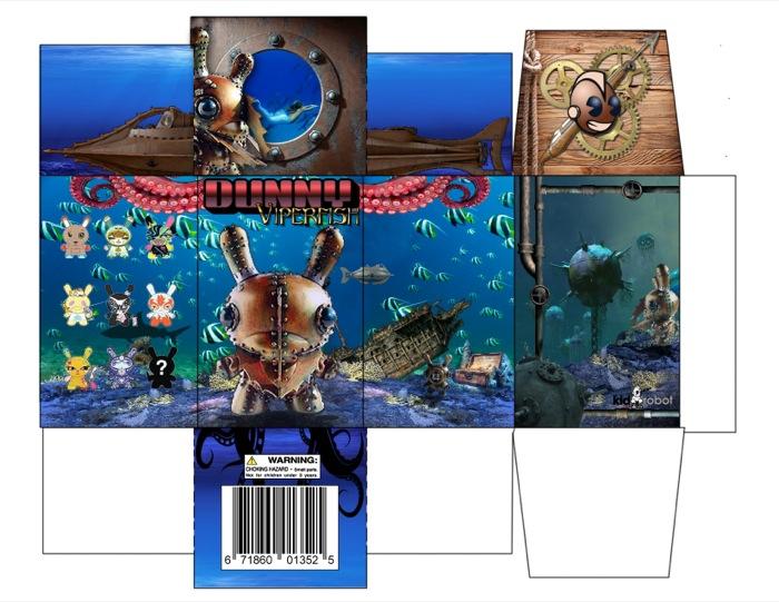 Viperfish Dunny